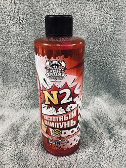 Кислотный шампунь LERATON N2