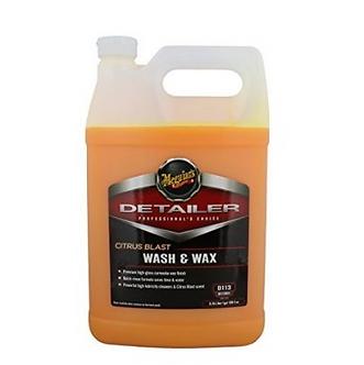 Шампунь с воском Citrus Blast Wash & Wax Meguiars