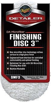 """Финишный полировальник DA Microfiber Finishing Disc 3"""" DMF3 86 мм. Meguiars"""