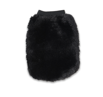 Варежка из искусственного меха для бережной мойки LERATON