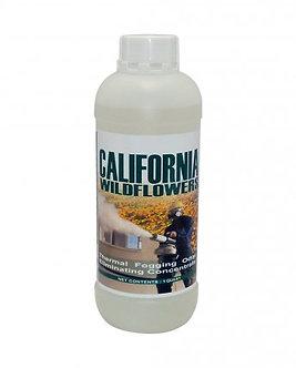 Жидкость Harvard Odor Destroyers Цветы Калифорнии