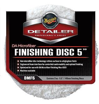 """Финишный полировальник DA Microfiber Finishing Disc 5"""" DMF5 140 мм. Meguiars"""