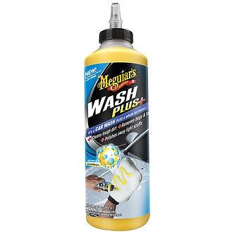 Средство для мойки автомобиля  Wash Plus + Meguiars