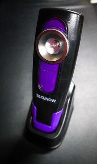 Инспекционный ультрафиолетовый фонарь с подзарядной станцией TAKENOW WL4011UV
