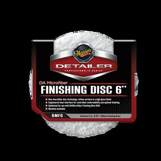 """Финишный полировальник DA Microfiber Finishing Disc 6"""" DMF6 159 мм. Meguiars"""