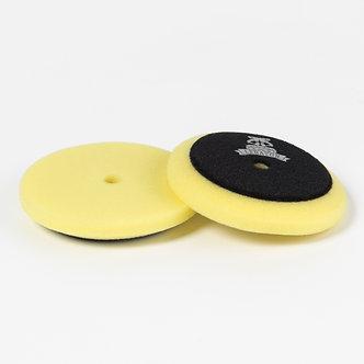 Тонкий мягкий желтый DA полировальник 80/100 LERATON TDAF
