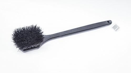 Щетка с длинной ручкой жесткая LERATON BR12