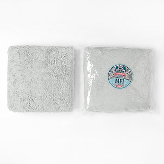 Плюшевая микрофибра для сушки LERATON GREY MAMONTH MF1 70х50