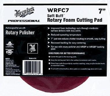 Полировальник режущий Rotary Foam Cutting Pad WRFC7 178 мм. Meguiars