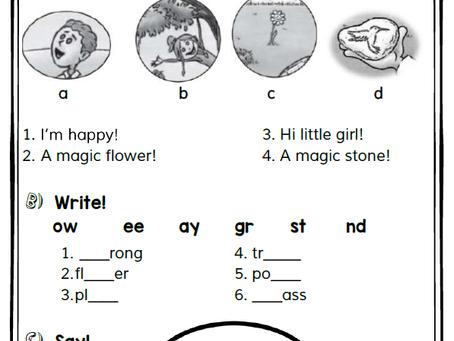 Συμπληρωματικό υλικό για το Magic Book 2