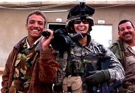 Linsay Rousseau Army Iraq