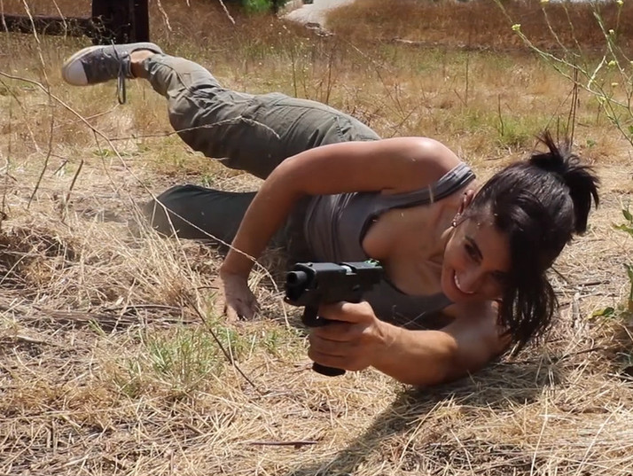 Linsay Rousseau Dive with Gun.jpg