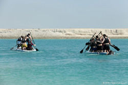 Team Building Activity Boat Racing_TravcoEvents