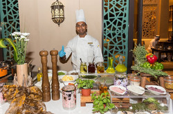 Culinary experience with Chef_TravcoEvents