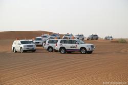 Travco 4x4 fleet_TravcoEvents
