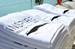 Branding on Towels_TravcoEvents