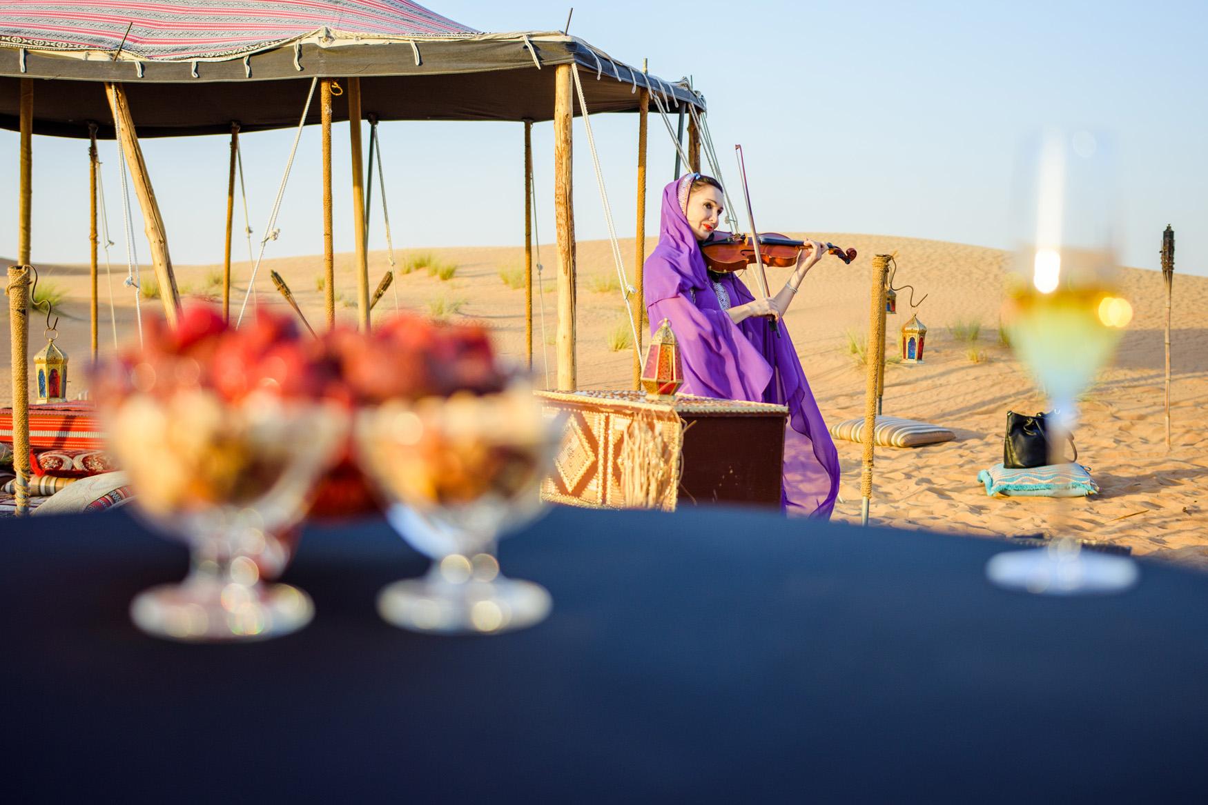 Violin Play