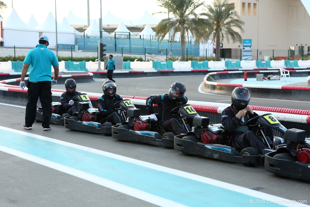 F1 Marina Circuit Go-cart racing_TravcoEvents