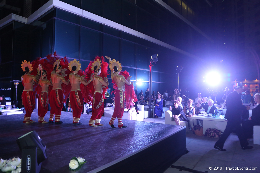 Indian Dance Permorfance at Taj Dubai_TravcoEvents
