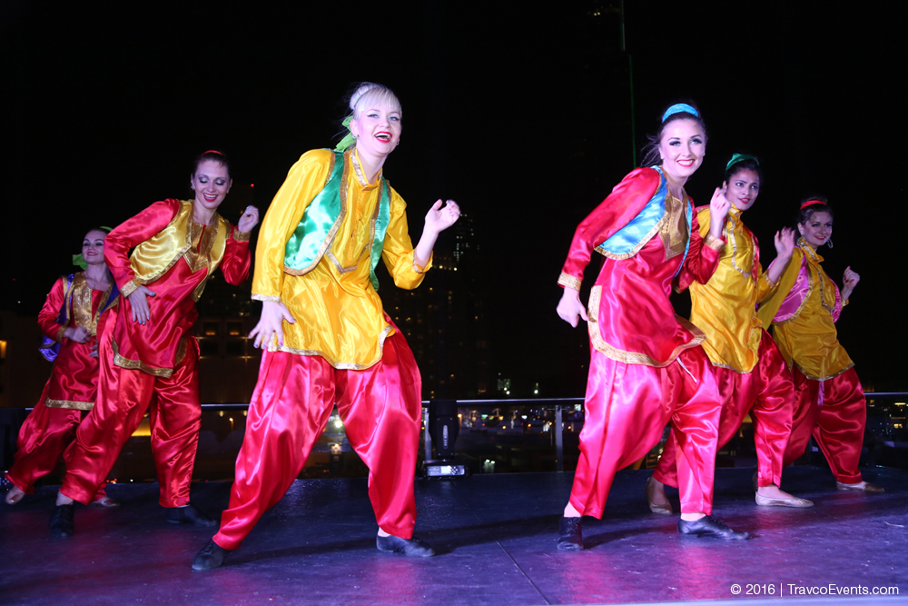 Indian Bollywood Dance Permorfance at Taj Dubai_TravcoEvents