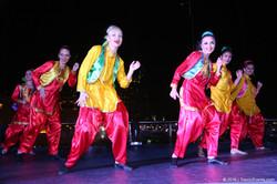 Indian Bollywood Dance Permorfance at Taj Dubai_TravcoEvents