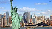 United States, USA, Pacific World, New York, Statue of Liberty