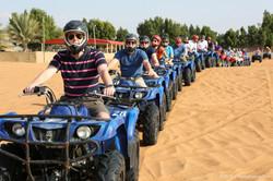 Desert Quad Biking_TravcoEvents