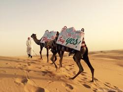 Customized Wedding Couple Arrangements in Desert_TravcoEvents