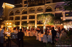 Dinner Setup_TravcoEvents