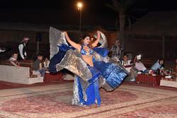 Travco Campsite Belly Dancer_TravcoEvents