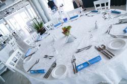 Elegant Lunch Setup_TravcoEvents