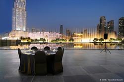 Armani Pavilion Gala Dinner Setup_TravcoEvents