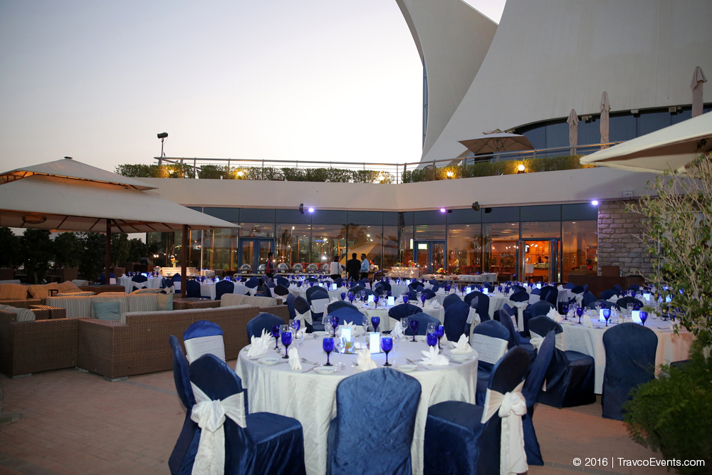 Themed Dinner Setup__TravcoEvents