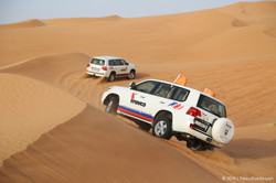 Travco 4x4 Dune Bashing_TravcoEvents