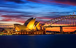 Australia, Sydney, Opera House, Pacific World