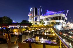 Exquisite QDs Dinner setup_TravcoEvents