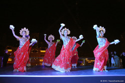 Indian Classical Dance Permorfance at Taj Dubai_TravcoEvents