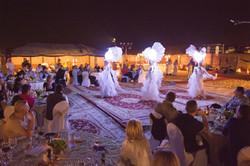 Dance activity in Desert Camp
