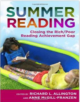 Closing the Achievement Gap with Summer Reading