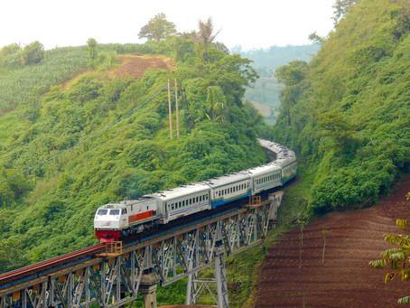 Persiapan Reaktivasi, PT KAI Mulai Petakan Jalur Rel KA Banjar-Pangandaran