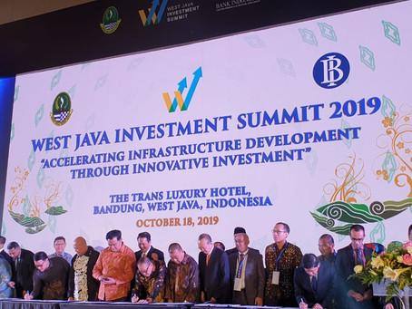 WJIS 2019: Integrasi Bisnis di Grand Pangandaran Pikat 3 Investor