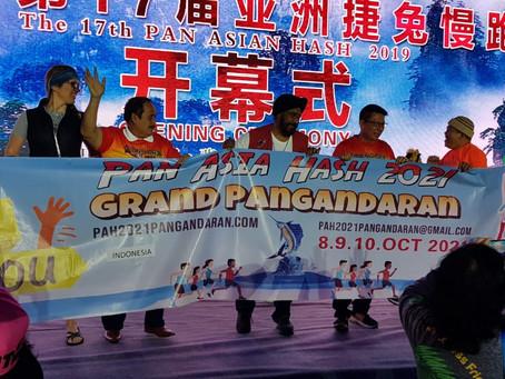 Grand Pangandaran Siap Dorong Sukseskan Pan Asia Hash 2021