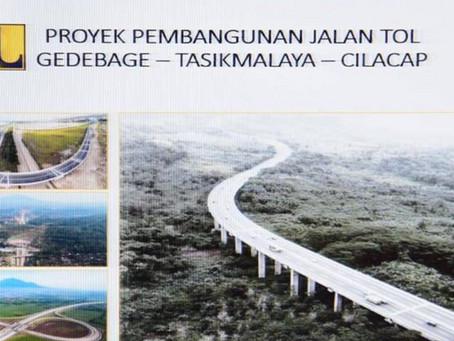 Ridwan Kamil Pastikan Rute Tol Cigatas Mendekat ke Pangandaran