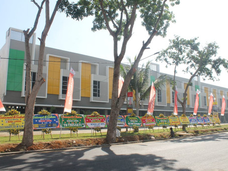 Grand Pangandaran - Opening Ruko Lovina