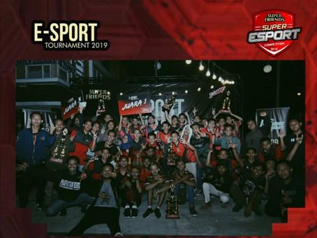 Super Friend E-Sport Pangandaran!