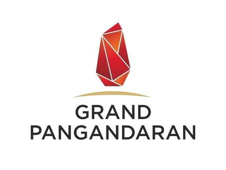 Bird view: Pangandaran International Kite Festival 2019