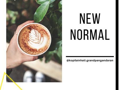 GRAND PANGANDARAN PROMOTION: Kopi Lain Hati - New Normal