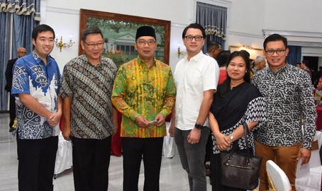 WJIS 2019: Gubernur Jabar Sambut Investor dalam Welcome Dinner