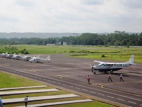 News: Rute Penerbangan Nusawiru-Husen Bakal Dibuka, Pangandaran-Bandung Cuma 30 Menit
