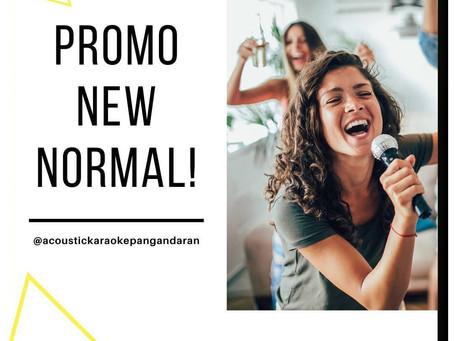 GRAND PANGANDARAN PROMOTION: Promo New Normal - Acoustic Karaoke Pangandaran